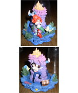 Disney Villinan Little Mermaid rare Figurine - $69.99