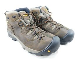 Keen Detroit Mid Size US 9 M (D) EU 42 Men's WP Soft Toe Work Boots 1007009 - €60,63 EUR