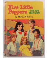 Five Little Peppers Margaret Sidney 1955 Whitman 1609 - $3.99