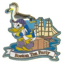 Disney Donald Duck Boston Tea Party Pin/Pins - $21.99