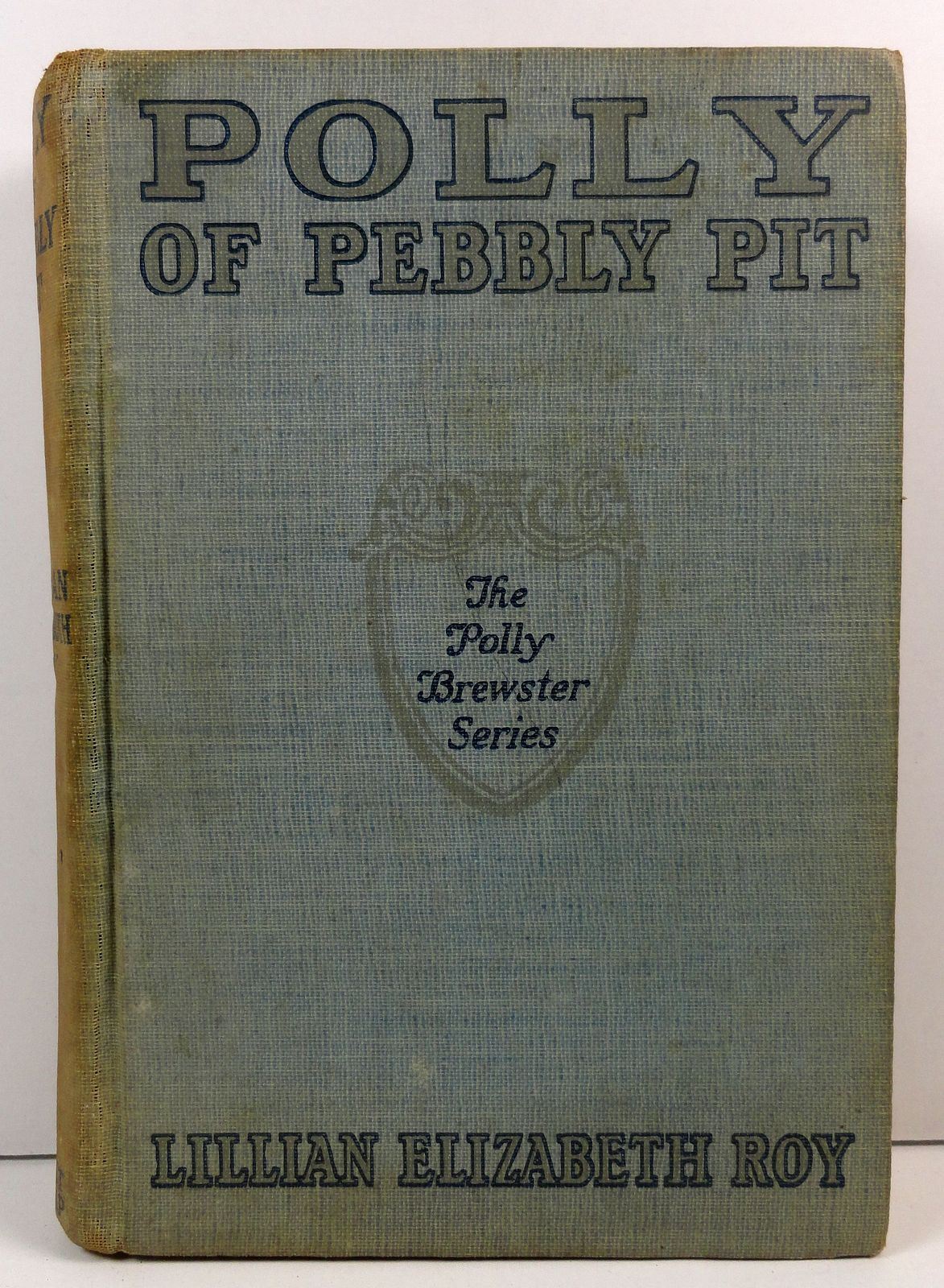 Polly of Pebbly Pit by Lillian Elizabeth Roy Polly Brewster