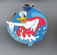 Disney Donald Duck iner tub Cast Lanyard pin/pins - $21.15