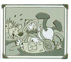 Disney Donald Duck Safari Snapshots CM lanyard Pin/Pins - $12.59