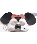 Mardi Gras Mask Mrs. Mouse with Ears ! - $12.00
