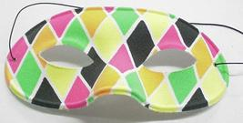 Mardi Gras Mask Harlequin Eye Mask - $3.00