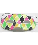 Mardi Gras Mask Harlequin Eye Mask - $3.00