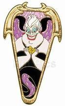 Disney Villain Ursula LE Auction 1000 Pin/Pins - $32.99