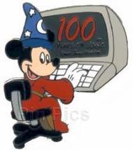 Disney Mickey Mouse Sorcerer computer rare pin/pins - $18.39