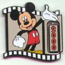 Disney Mickey Mouse 1999/2000 Spinner retired Pin/Pins - $18.39