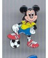 Disney Mickey Mouse Soccer rare pin/pins - $19.99