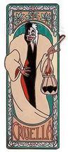Disney Cruella De Vil 101 Dalmatians Art LE Pin/Pins - $24.99