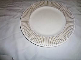 "Vintage Royal Albert SALAD PLATE CAPRI 9 1/4"" Made in England Bone China - $11.39"
