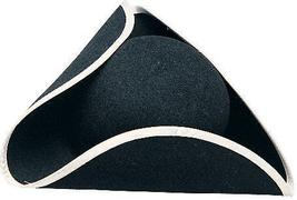 QUALITY WOOL FELT TRICORNER HAT SZ SMALL - $55.00