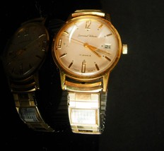 Vintage watch Germinal Voltaire 17 Jewel mens watch swiss watch manual W... - $225.00