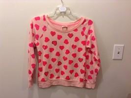 Adorable Self Esteem Pink Long Sleeve Sweatshirt XS