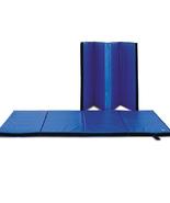 Deluxe Grappling Judo Jiu Jitsu MMA 4-panel Accordian Gym Floor Mat 5'x1... - $345.00