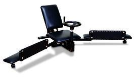 Deluxe Tiger Leg Stretcher Rack stretching machine martial arts karate a... - $275.00