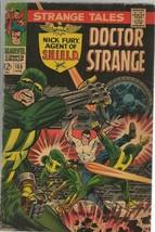 Strange Tales #155 ORIGINAL Vintage 1967 Marvel Comics Nick Fury Dr Strange - $39.59