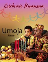 Umoja (Unity): Unique Holiday Kwanzaa Card - $3.25