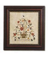 Autumn cross stitch chart Barbara Ana Designs - $10.80