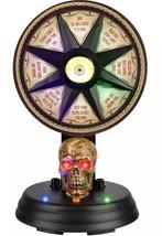 Halloween Animated Fortune Teller Mystic Wheel - Light/Sound/Motion - €26,50 EUR