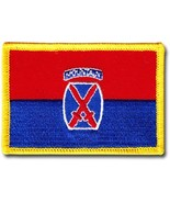 10th Mountain Division Patch - $3.00