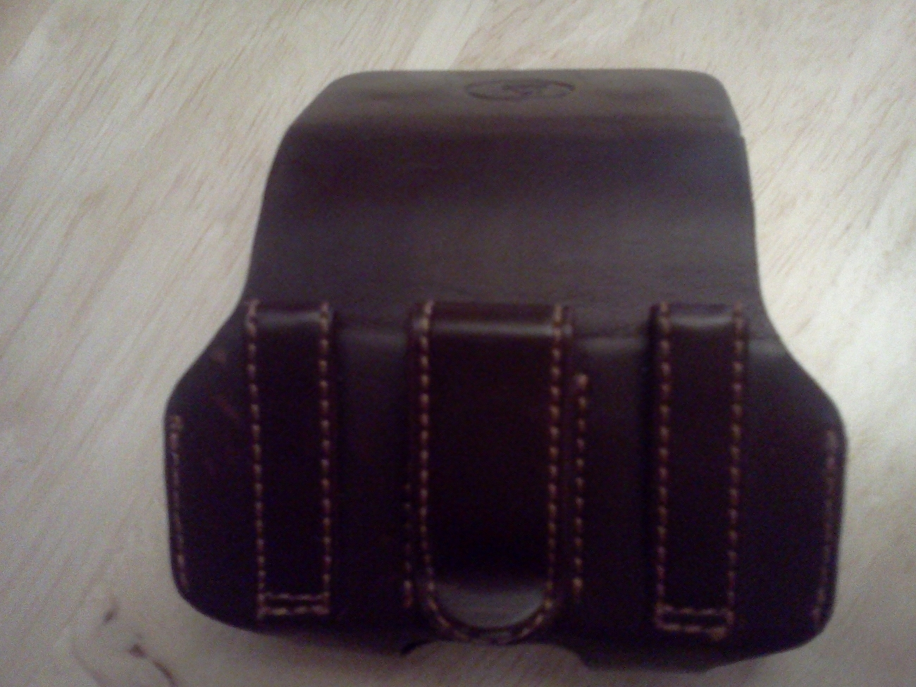 Leather Cell Phone Case Belt Clip