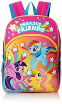 "MY LITTLE PONY 16"" Full Size Light-Up Backpack w/ Optional Insulated Lun... - $32.65+"