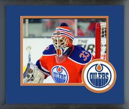 Cam Talbot 2016 NHL Heritage Classic - 11 x 14 Matted/Framed Photo - $43.55