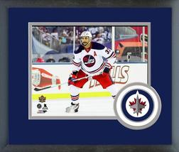 Dustin Byfuglien 2016 NHL Heritage Classic -11x14 Matted/Framed Photo - $42.95