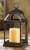 14125 Gallery of Light Squared Candle Lantern - $16.98