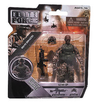 "ELITE FORCE: ARMY RANGERS CODENAME ""RECCE"" 3.75... - $11.88"