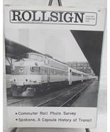 Rollsign Boston Transit Magazine 1979 - $44.55