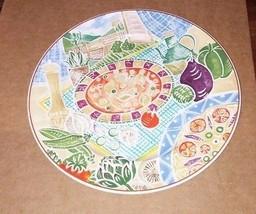 "Royal Doulton Capital Alfresco  Hotel Porcelain 12"" Chop Plate /Round Platter - $28.04"