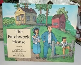 The Patchwork House by Sally Fitz-Gibbon - $7.00