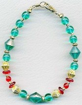 Glass Bead Bracelet 2 - $6.54