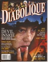 Diabolique Magazine #9 The Devil Inside Mondo Pagan Don Sharp The Devils... - $9.95