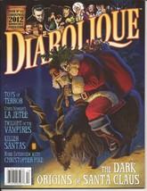 Diabolique Magazine #13 Toys Of Terror Killer Santas Christopher Pike La... - $9.95