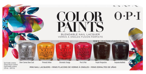 Opicolorpaints OPI Nail Lacquer