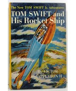 Tom Swift and His Rocket Ship by Victor Appleton II 1954 - $3.99