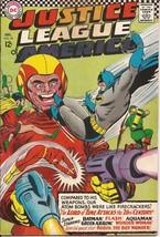 DC Justice League Of America #50 Lord Of Time Flash Batman Aquaman Arrow... - $11.95