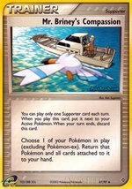 Mr. Briney's Compassion 87/97 Uncommon Trainer EX Dragon Pokemon Card - $2.99