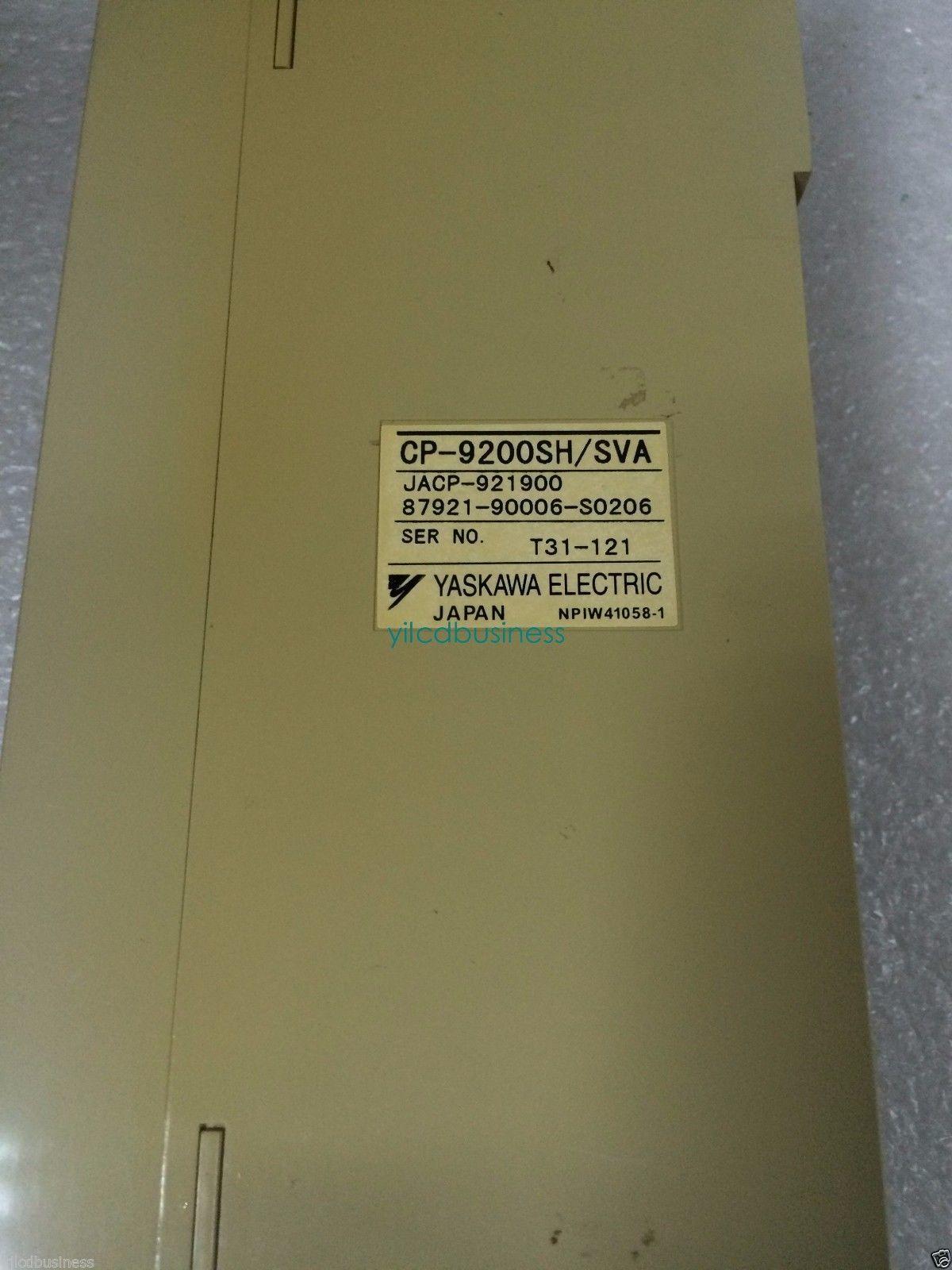 CP-9200SH/SVA JACP-921900 Yaskawa Servo motor  90 days warranty - $950.00