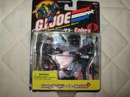 GI Joe 'GungHo vs Destro' - $6.00