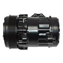 A-Team Performance HC5005C A/C Compressor Sanden SD-7 Type Aluminum Black image 8