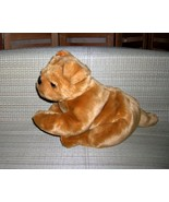 Soft Huggable Stuffed Pug Dog - $10.00