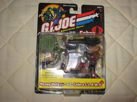 GI Joe 'Heavy Duty vs Cobra C.L.A.W.S.' - $6.00
