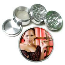 Cuban Pin Up Girls D9 63mm Aluminum Kitchen Grinder 4 Piece Herbs & Spices - $11.05