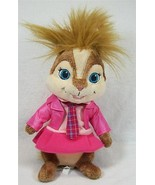 Chipmunk Brittany Plush Build A Bear Alvin & the Chipmunks Pink Outfit 2009 - $12.99