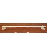 Rejuvenation Linfield Towel Bar - Polished Nickel - $35.00
